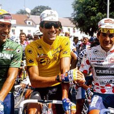 Miguel Indurain, Claudio Chiappucci Tour de France 2017