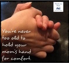 So true! #holdinghands #mom #child