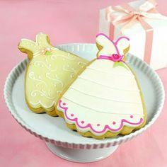 Dress cookies!