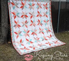 Kissing Stars Quilt « Moda Bake Shop