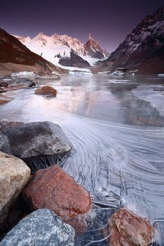 Frozen morning by Laurent DELCEY on 500px