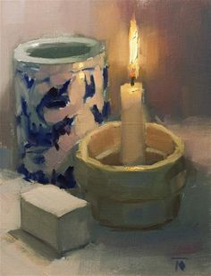 "Daily Paintworks - ""White Study 3"" - Original Fine Art for Sale - © Thomas Ruckstuhl"