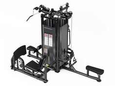 e46970f7d781a2 4 Station Multi Gym (220lbs) Buy Gym Equipment