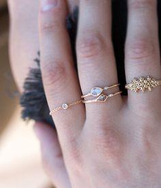 Diamond Whisper Ring - Audry Rose
