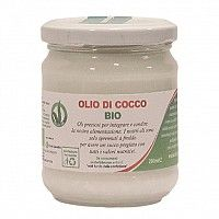 Olio Extravergine di Cocco Bio Raw Organic 200g