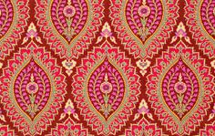 Love Amy Butler Fabrics too. Amy Butler - Alchemy - Imperial Paisley in Zinnia - coming in December 2012 - Cannot WAIT For this entire collection! Textiles, Textile Patterns, Print Patterns, Paisley Pattern, Pattern Art, Pattern Design, Paisley Fabric, Surface Pattern, Surface Design