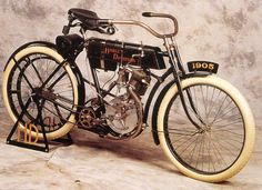 1905 - Harley-Davidson monocilindro