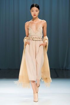 Ryan Roche Spring 2017 Ready-to-Wear Fashion Show