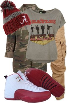 """Untitled #53"" by obeymy-swagg ❤ liked on Polyvore"