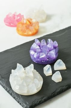 Gem soap DIY