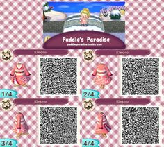 91 Best Kimonos Acnl Images Animal Crossing Qr Qr Codes Animal