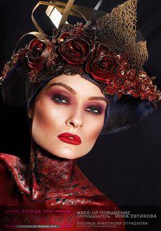 Make-up повышение  #imageinn #inna_evtihova #makeup #beauty #макияж #визажист #красота #харьков_курсы #стиль #мода #имидж #стилист #шоппер #имиджмейкер