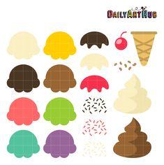 FREE Your Ice Cream Cone Clip Art Set Reward System For Kids, Kids Rewards, Preschool Printables, Preschool Art, Teaching Activities, Activities For Kids, Teaching Resources, Vip Kid, Online Classroom