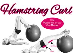 Fitness Tip Tuesday – At-Home Hamstring Curl - Fitness For Women by Flavia Del Monte