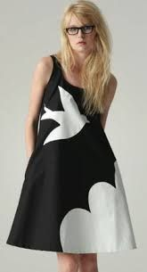 Trapezoid dress