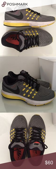 Nike Zoom Vomero11 size 8 running shoe Good condition! Great shoe, very comfortable I just never really used them. Smoke/pet free home. Ships fast. Feel free to ask any questions or make an offer 🤗 Nike Shoes Athletic Shoes