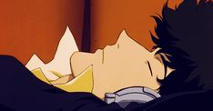 When your favorite song comes on in your sleep Me Anime, Anime Manga, Anime Art, Manga Girl, Anime Girls, Blue Exorcist, Cowboy Bebop Anime, See You Space Cowboy, Inu Yasha