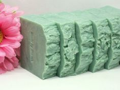 Sweet Rain Soap Cake