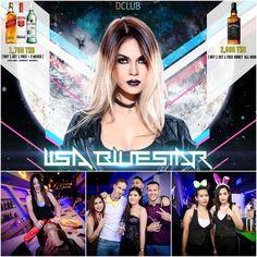 Here we go Lisa Bluestar at Dclub tonight! Serious energy !  BUY 1 GET 1 FREE Jack Daniel's 2900 THB  BUY 1 GET 1 FREE Red label Smirnoff Bacardi 1750 THB  2 free mixer  #dclubpattaya #dclub #walkingstreet #pattaya Bacardi, Smirnoff, Walking Street, Got 1, Buy 1 Get 1, Night Life, Dj, Pattaya Thailand, Tgif