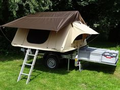 freebird zeltanh nger faltcaravan campinganh nger. Black Bedroom Furniture Sets. Home Design Ideas