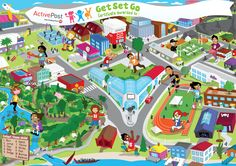 Get Set Go - Athletics New Zealand Artists For Kids, Athletics, New Zealand, Things That Bounce, Kicks, Illustrations, Projects, Youth, Gaming