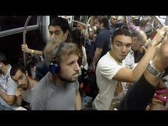 CANTANDO NO METRÔ 2 - Pegadinha (Subway Prank) - YouTube
