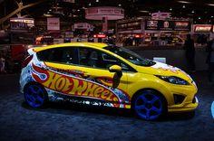 Hot Wheels @SEMA show - Las Vegas