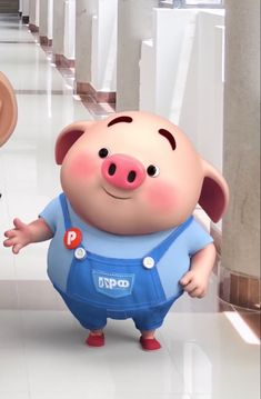 Little Pigs, Hello Kitty, Funny, Cute, Character, Friends, Animales, Pork, Teacup Pigs