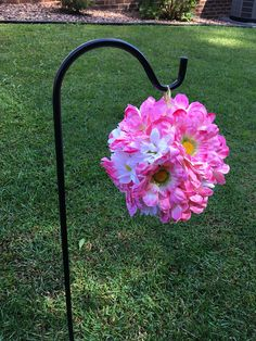 Your place to buy and sell all things handmade Graveside Decorations, Grave Decorations, Flower Ball, Flower Pots, Cheap Wreaths, Funeral Ideas, Memorial Flowers, Cemetery Flowers, Frame Wreath