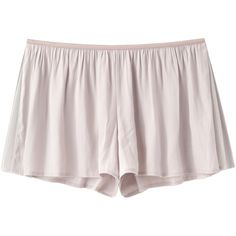 VPL Pointelle Shorts ($51) ❤ liked on Polyvore