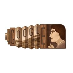 "Google celebrates Palestinian photographer Karimeh Abboud's 123rd birthday! (h/t to the ever-lovely @whattwice ): ""Born on November 18 1893 (according to local historians) Karimeh Abbud the self-proclaimed Lady Photographer was one of the first female photographers of the 20th century and is remembered for her stunningly natural portraiture and landscapes. After receiving a camera as a gift from her father at age 17 Abbud started taking photographs of family friends and the surrounding…"