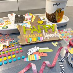 Heather Leopard here and I'm getting ready to host Thanksgiving here in the US. I thought it would be neat to create a mini album that has space to feature everyone we celebrated with. Hosting Thanksgiving, Thankful And Blessed, Mini Albums, Things To Think About, Create, Day, Mini Scrapbooks
