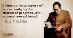 I measure the progress of a community by the degree of progress which women have achieved. - Dr. B.R.Ambedkar #ambedkarjayanti #mahamanv #jaybhim #buddhism #buddha #mahaparinirvandin #redmangoanalytics Classic Board Games, Ladders, Snakes, Buddhism, Community, Women, Stairs, Staircases, Ladder
