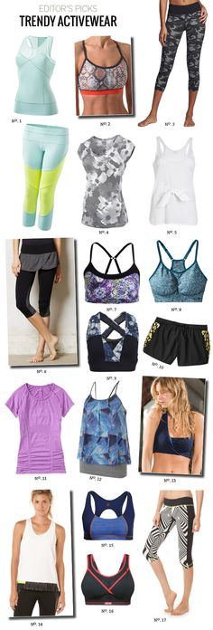 // Trendy Activewear by Modern Eve. Fabletics.com camo print is a must have!