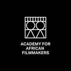 ✖ Academy For African Filmmakers by Bunch. #logo #branding #design