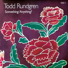 """Even before the February 1972 release of Rundgren's third solo album """"Something/Anything"""" , Todd was being hailed by some rock critics as a wunderkind , that rare combination of left-brain creative and right-brain analytical talents . Grand Funk Railroad, Patti Smith, 70s Music, Good Music, Hard Rock, Heavy Metal, Wolfman Jack, Todd Rundgren, Power Pop"""