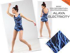 ALAYA ELECTRICITY costume danza saggio