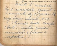 Old Italian Recipes, Italian Cookie Recipes, Italian Cookies, Old Recipes, Recipies, Mini Desserts, Delicious Desserts, Romanian Food, Old Fashioned Recipes