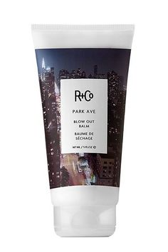 """""""This styling cream but it's also insanely practical. It smoothes, protects against heat, and gives a bit of hold that makes hair fuller — not droopy or lank. I use a quarter-size blob of it before blowdrying — and that's it! I threw away half my mousses, serums, glosses, etc. after discovering this.""""R+Co Park Avenue Blow Out Balm, $28, available at R+Co.com"""