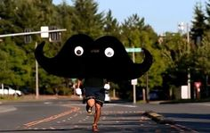 Mustache Runner