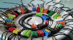 Hey, I found this really awesome Etsy listing at https://www.etsy.com/listing/130973939/10-lego-necklaces-different-colors-and