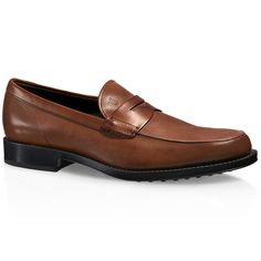 Leather Loafers XXM0UD00640D90S602 - 1