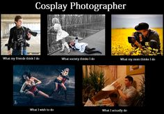 The truth about cosplay photographers