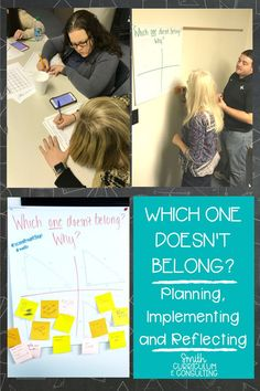 Which One Doesn't Belong is not only a fun activity to use in your classroom but it definitely gets students engaged in their learning as they are trying to explain their thinking.