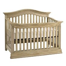 Baby Caché Montana Lifetime Crib - Driftwood this is the crib I am going to buy hands down! I might even go buy it now...even though im not pregnant lol