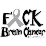 F brain cancer