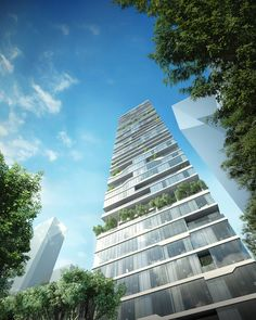 Gallery - PARALX Designs New Residential Tower in Beirut - 4