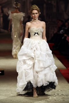Christian Lacroix Haute Couture Spring-Summer 2006 by Christian_Lacroix, via Flickr