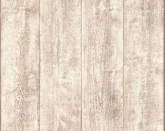 Vlies Tapete Wood´n Stone 7088-30 beige Holz Optik Bretter Wand