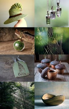 ~~ Mosses and ferns in deep forest ~~ by Anna Bujak on Etsy--Pinned with TreasuryPin.com